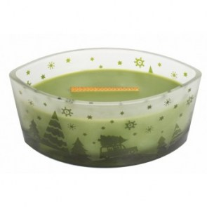 AFF-WOW011 - Festive -  ellipse evergreen