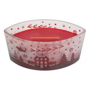 AFF-WOW012 - Festive - ellipse pomegranate